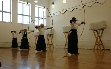 Intermediate Kyudo: The Way of the Bow