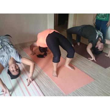Namaste Yoga Classes in Mumbai