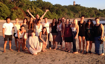 Holistic Yoga Flow - International Teacher Training with Travis Eliot and Lauren Eckstrom