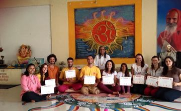 28 Days 200-Hour Yoga Teacher Training in India