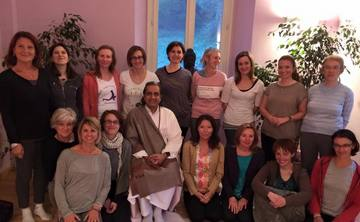 28 Days 200-Hour Yoga Therapy Teacher Training in India