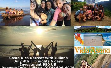 Retreat with Juliana Trejo