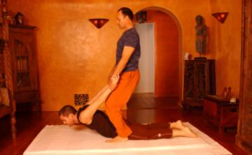 Comprehensive Thai Yoga Massage - 40 CE Hours