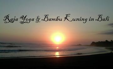 Use the Force!  Yoga and Bambu Kuning Retreat