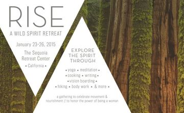 Rise  // A Wild Spirit Retreat