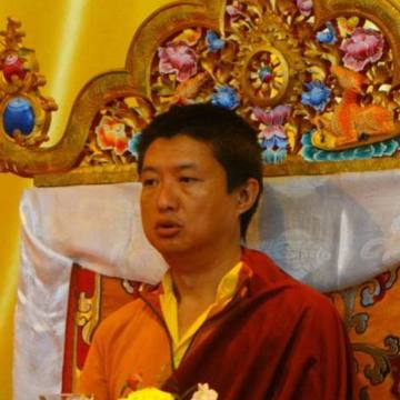 Dungsey Gyetrul Jigme Rinpoche
