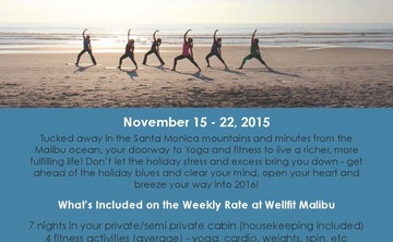 Fitness & Yoga Retreat