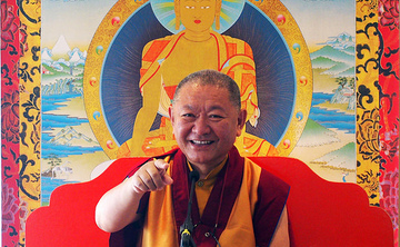 SPECIAL PROGRAM WITH RINGU TULKU RINPOCHE