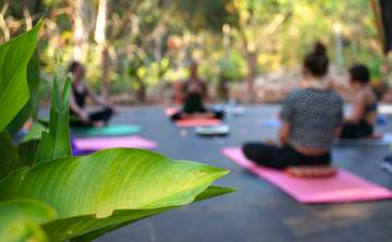 Exclusive Spiritual Yoga Retreat with nature & beach in Goa, India
