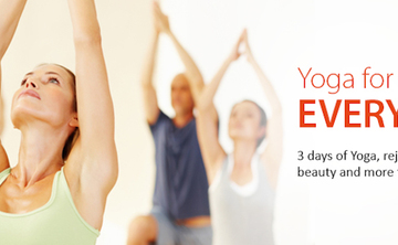 Yoga for Everyone Retreat