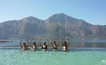 Blissful Bali Barre Retreat