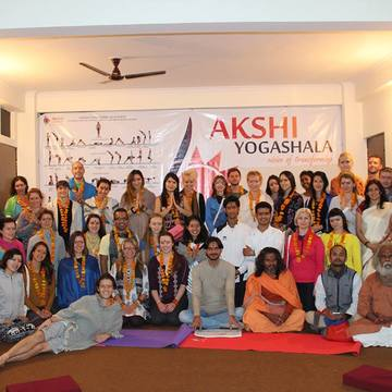 Akshi Yogashala -Yoga Teacher Training India