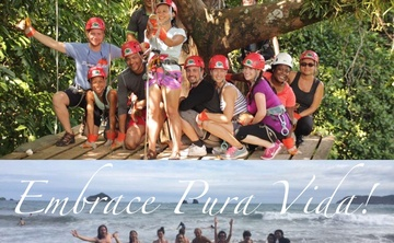 Embrace Pura Vida! Yoga, Culture & Adventure Retreat in Costa Rica