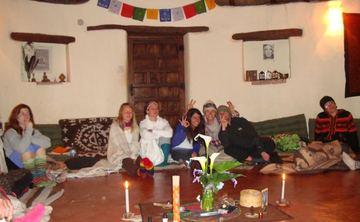 PERU - School Of Sacred Arts Yoga Teacher Training (200-hour Yoga Alliance accredited)