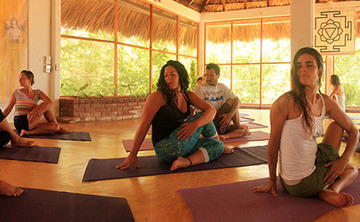 Hridaya Intensive Yoga Retreat: Module 1