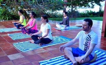 8 Days and 7 nights Yoga & Ayurveda wellness close to Nature