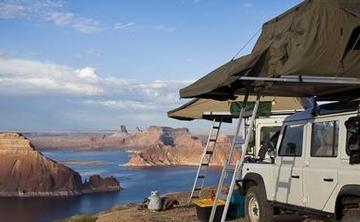 """4WD Yoga """"Glamping"""" Safari"""