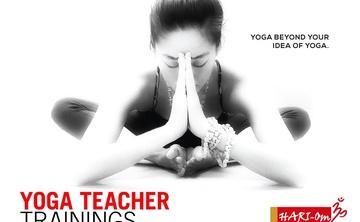 Hari Om 300Hr Yoga Teacher Training (for those with 200hr outside of Hari-Om)