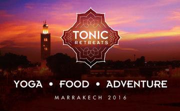 Magical Marrakech - Gourmet Yoga Retreat (mixed)