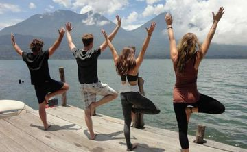 Sun, Soul & Body Yoga Retreat in Guatemala