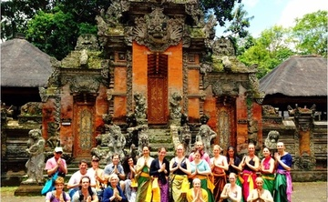 8 Days Alchemy Tours Yoga Retreat in Bali, Indonesia