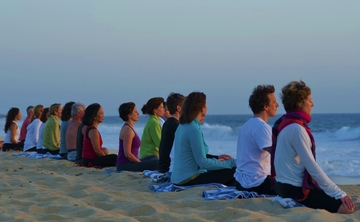 """Warriors of Calm"" Winter Beach Retreat *Last Minute Offer*"