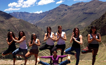 28 Days 200-Hour Yoga Teacher Training in Peru