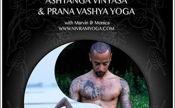 Ashtanga & Prana Vashya Yoga Retreat in Goa with Marvin & Monica