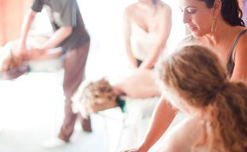 Esalen® Massage Workshop for Couples