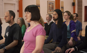 Natural Confidence: A Two-Week Meditation Retreat