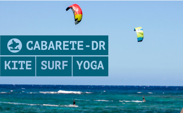 Kiteboarding, Yoga & Surf Retreat in Dominican Republic