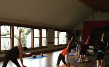 Southeastern Yarn and Yoga Retreat