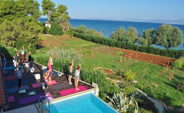 Free Hearts Luxury Yoga Retreat in Croatia