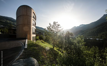 Switzerland Summer Mountain Retreat