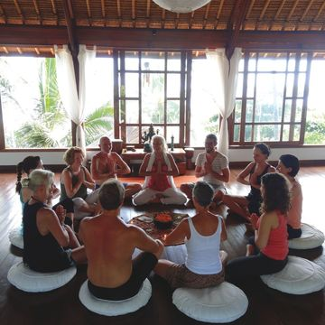 Winter Yoga, Ayurveda & Aqua Healing Retreat 2016