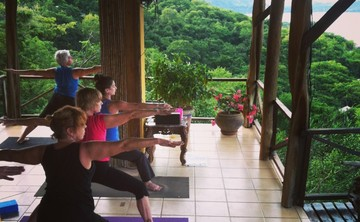 Pura Vida Yoga and Meditation Retreat, Costa Rica (10% off)