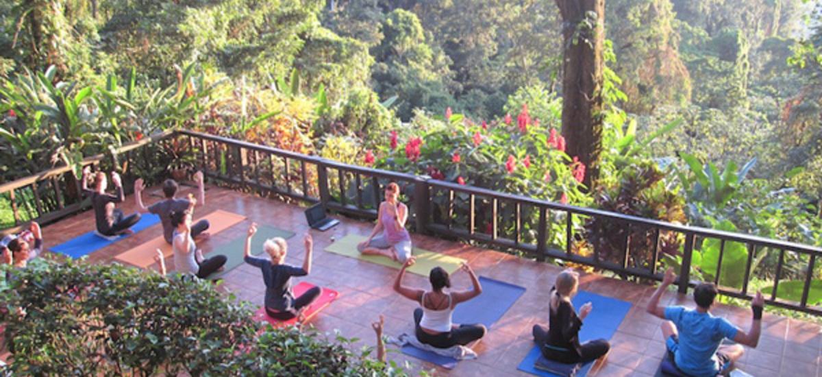 Hari Om 200Hr Yoga Teacher Training
