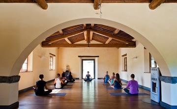 Yoga & Meditation Retreat w/Patricia & Surya