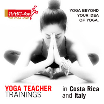 200 hr Yoga Teacher Training HariOm Int. Yoga School(Apr. 22-May 12,'17)