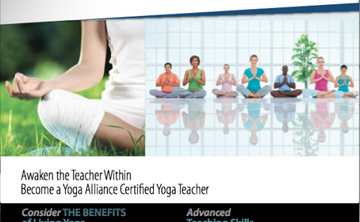 200hr Yoga Teacher Training Month Long Intensive
