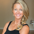 Kim Saunders, founder of Lift Yoga & Therapy