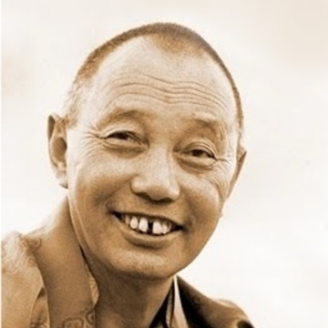 Venerable Gyatrul Rinpoche