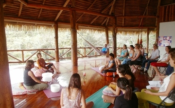 6 Days Circle of Friends Yoga Retreat in Costa Rica