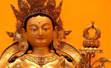 Green Tara Teachings and Transmission with Lama Tsultrim Allione