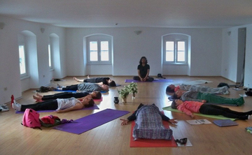Atma Kriya Yoga Course in Rishikesh