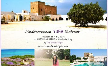Mediterranean Yoga Retreat