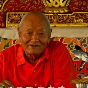 Chögyal Namkhai Norbu