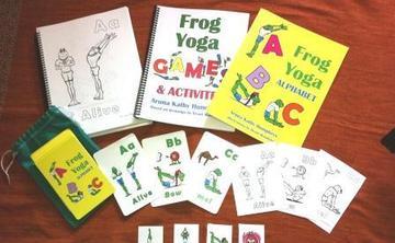 Kids Yoga Teacher Training - Yoga Literacy