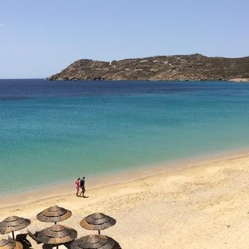 5* Luxury Yoga Retreat Mykonos Greece: 27 May - 3 June 2017