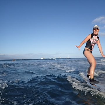 SwellWomen & Liquid Bliss Yoga Maui Adventure ~ Surf, SUP, Yoga & Discovering Hana!